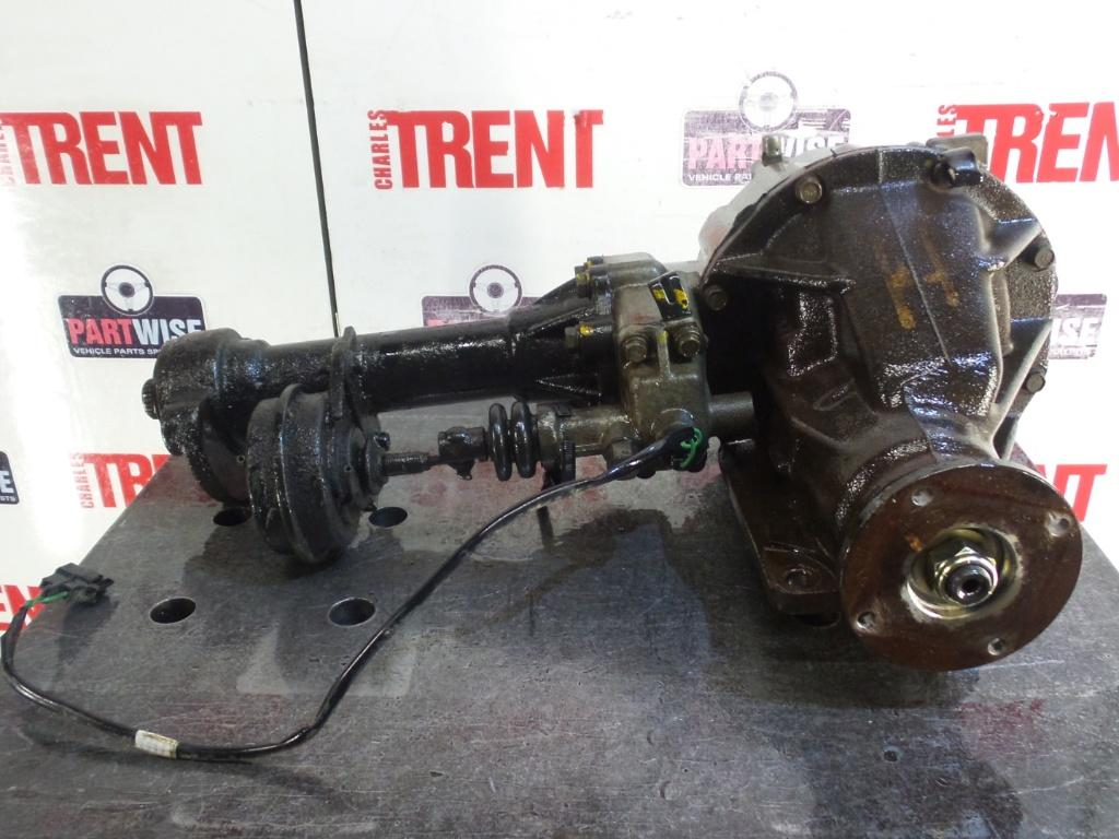 Ford Ranger 4x4 Front Axle Parts : Ford ranger cc diesel front diff differential assy