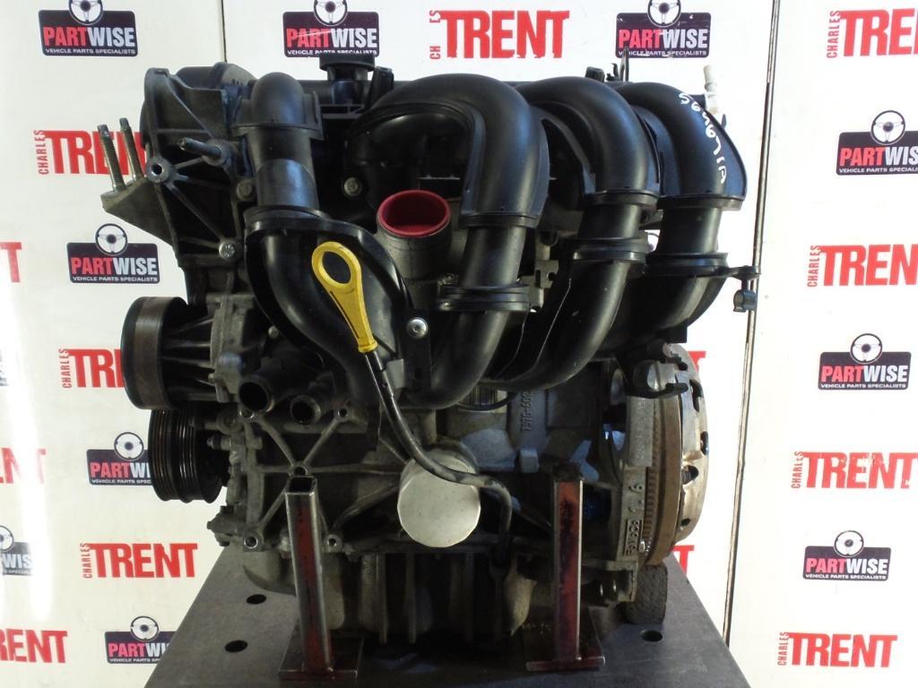 2009 ford focus c max hwda 1596cc petrol 4 cylinder manual engine ebay. Black Bedroom Furniture Sets. Home Design Ideas